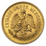 Gold Mexican 10 Pesos AGW .2411
